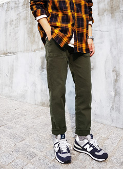 Out Pocket Pant...